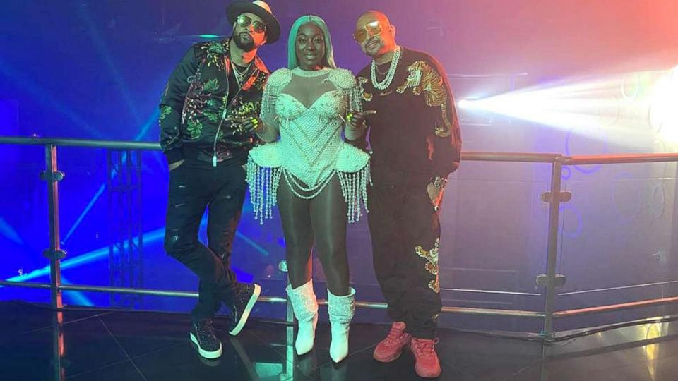 Picture for Shaggy, Spice and Sean Paul talk making 'Go Down Deh': 'The culture needed it'
