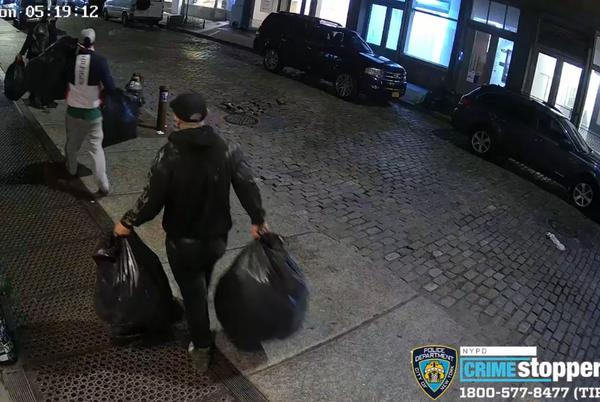 Picture for Burglars Break Through 2 Walls To Rob SoHo Boutique, Steal $385K in Handbags, Clothing