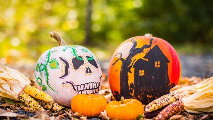 Cover for Eat, Drink & Party: Washington D.C. Halloween Celebration Hotspots