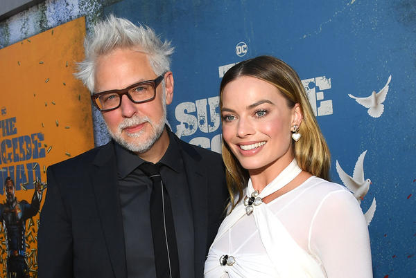 """Picture for Margot Robbie and 'The Suicide Squad' Team Reflect on Script """"No One Could Pull"""" Off But James Gunn"""