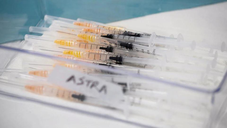 Picture for AstraZeneca shots have good risk-benefit profile for over 60s, says EMA official