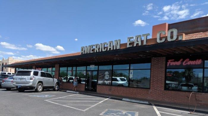Cover for American Eat Co. & Market Is A Food Hall In Arizona With 7 Restaurants And An Arcade