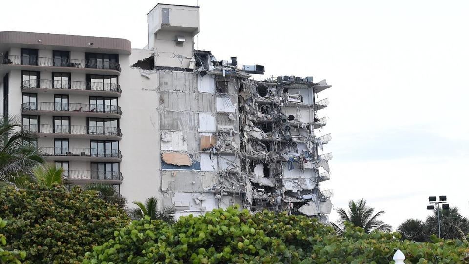 Picture for 'It's A Terrible, Terrible Nightmare': At Least 51 Missing After Horrific Building Collapse At Condo In Surfside, Florida
