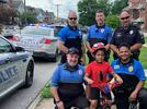 Picture for Community policing group replaces stolen bike