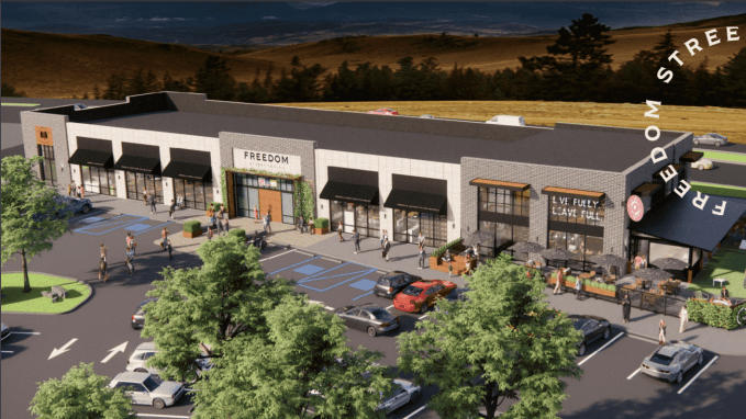 Cover for Freedom Street Social to Bring Food Hall to Arvada