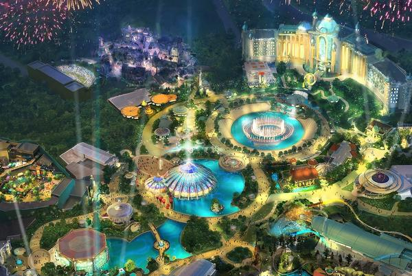 Picture for Epic Universe is coming to Universal — but when?