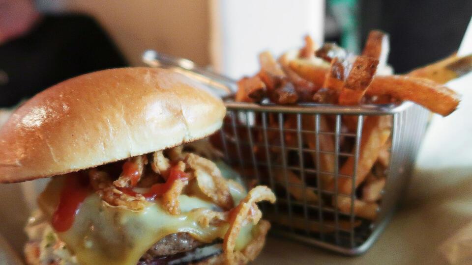 Picture for Top Five Burger Spots In Atlanta, Georgia Ranked