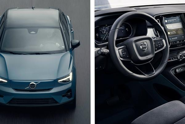 Picture for Volvo Unveils Updated, Simplified Iron Mark Logo