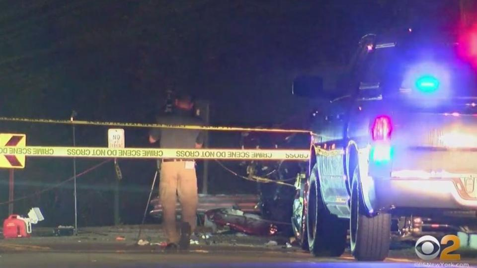 Picture for Shock, Anguish After 5 Young People Die In Head-On Crash In Quogue; 'Just Unbelievable'