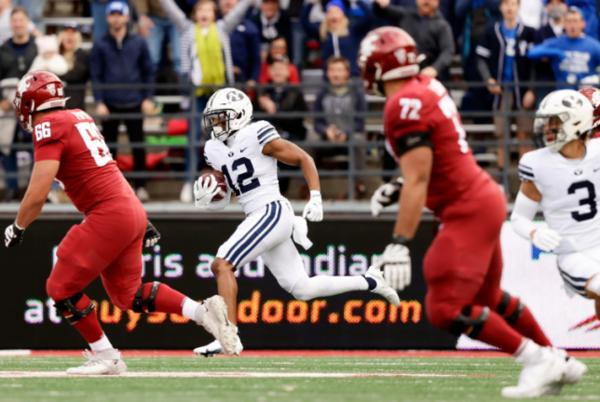 Picture for BYU Football Player Catches Attention Of Fast Food Chain With Sponsorship Pitch