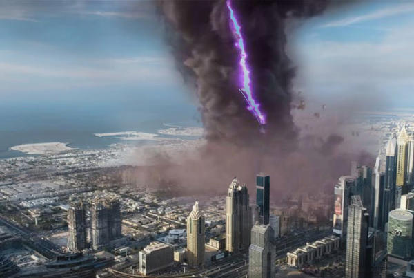 Picture for What is more dangerous: A hurricane or an earthquake?