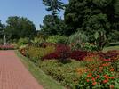 Picture for Longwood Gardens closed until Aug. 4 following tanker truck crash into visitor's center
