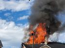 Picture for Seven people injured in north Spokane apartment fire, one flown to Harborview in critical condition