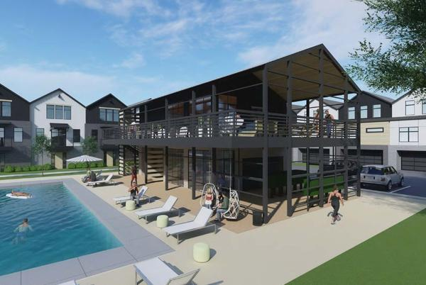 Picture for Rental home project in the works in booming West Dallas neighborhood