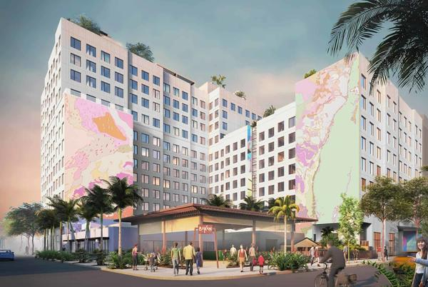 Picture for Demolition & Construction Permits Now In Process For $210 Million The Collective Wynwood