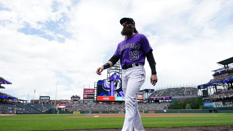 Picture for Charlie Blackmon trade buzz: 3 best fits for Colorado Rockies star