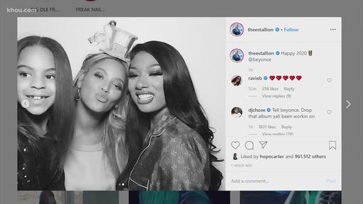 Grateful To Be Alive Megan Thee Stallion Says She Was Shot While At Party With Tory Lanez News Break