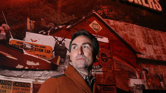 Cover for 'American Pickers' Star Mike Wolfe Reveals Why He Is a 'Southerner by Choice' Living in Tennessee