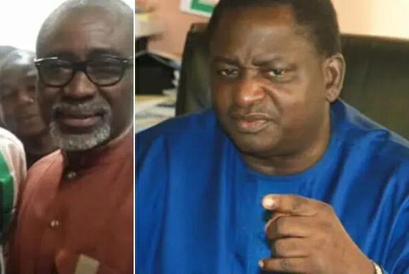 Picture for Nnamdi Kanu: Why Sen Abaribe should be in prison – Femi Adesina