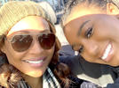 """Picture for Cynthia Bailey Got the """"Best... Surprise Ever"""" from Daughter Noelle Robinson"""