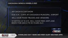 Cover for Chickasha Wings and Wheels 2021 set for Saturday