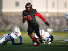 Picture for Keith Jackson stars on both sides of ball as South Park moves to Class A football finale