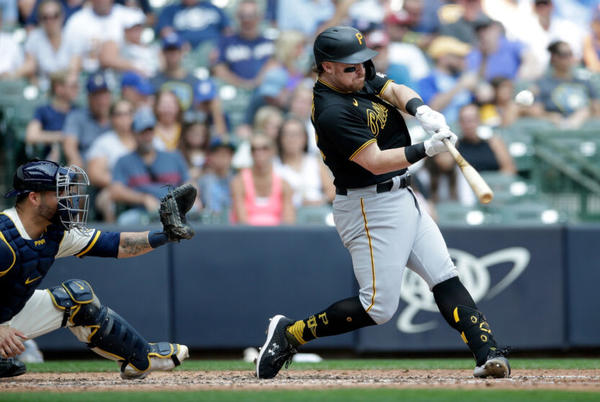 Picture for SF Giants sign veteran 1B John Nogowski to minor league deal