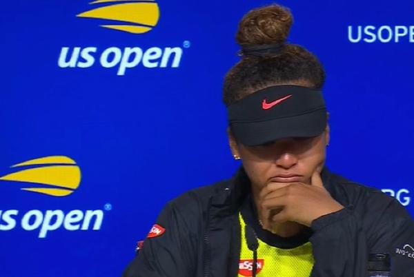 Picture for Naomi Osaka unsure when next match will be, considering break from tennis 'for a while'