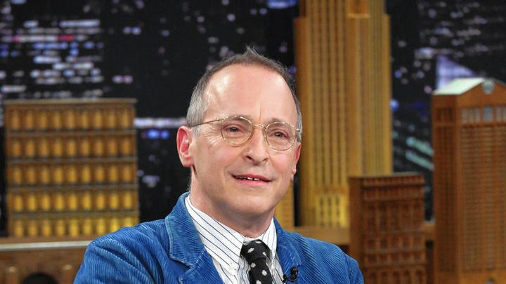 Cover for David Sedaris Reads at the Academy of Music