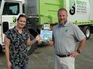 Picture for Stafford-based trash collectors inspire children's book