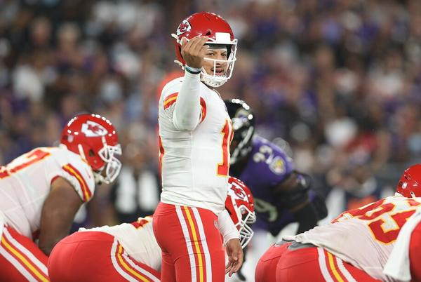 Picture for NFL best bets and picks for Week 3: The Chiefs and Titans should roll
