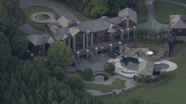 Cover for 'Enough is enough:' Slew of businesses say Raleigh mansion owner owes them money