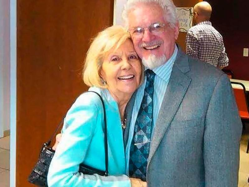 Married 66 years, husband, wife die minutes apart of virus | News Break