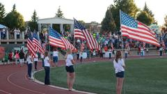 Cover for Utah Summer Games Opening Ceremony to include live music, fireworks and more