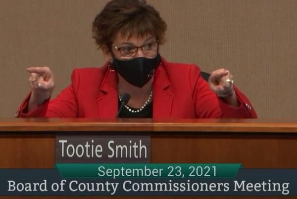 Picture for Clackamas board overrules Tootie Smith's vaccine resolution