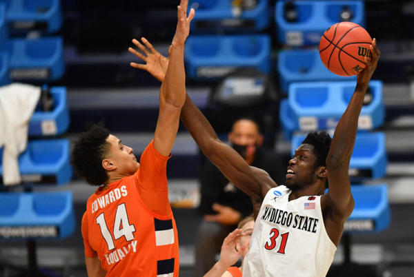 Picture for Syracuse Basketball: Orange junior center 'poised to have a breakout year'