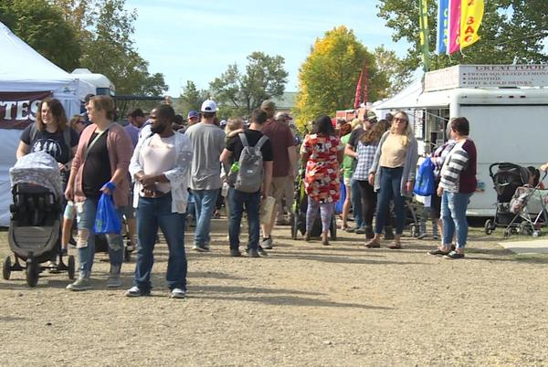 Picture for Applefest returns to Bismarck with music, food and fundraising goals