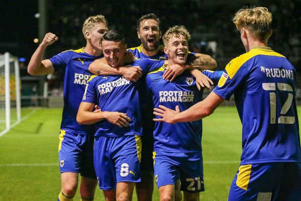 Picture for AFC Wimbledon: set-piece kings aim to make Arsenal dance to their tune