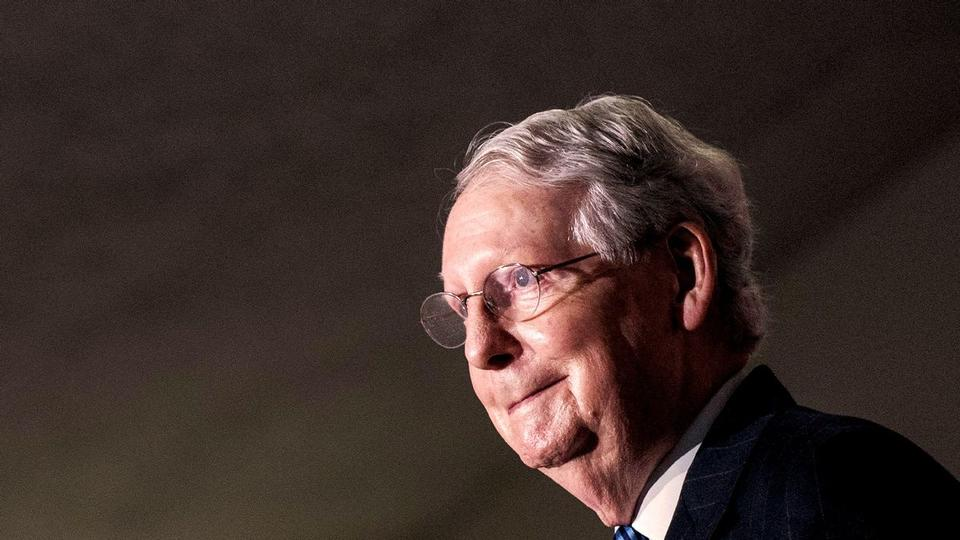 Picture for Chuck Schumer compares Mitch McConnell to southern segregationists as GOP blocks voting rights bill