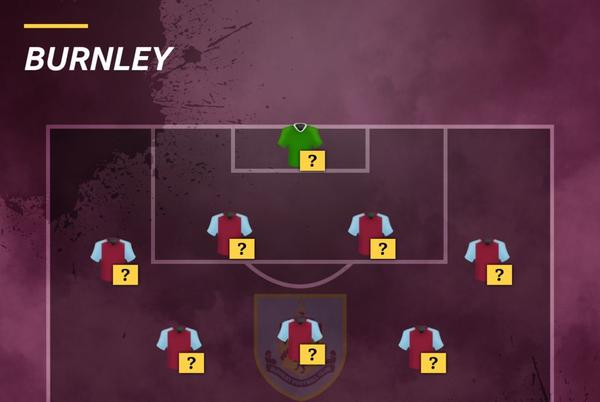 Picture for Burnley v Rochdale: Who makes your Clarets starting line-up?