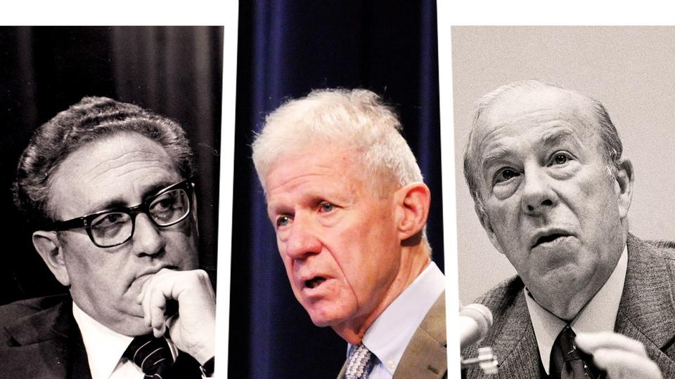 """Picture for What """"politics"""" does to history: The saga of Henry Kissinger and George Shultz's right-hand man"""