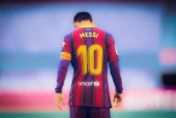 Picture for Lionel Messi Is Leaving Barcelona, and All We Can Say Is: What?