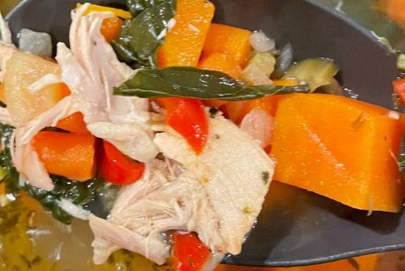 Picture for College Cooking: Chicken Vegetable Soup