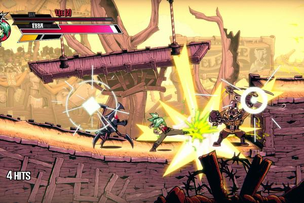 Picture for Speed Brawl and Tharsis are free this week on the Epic Games Store