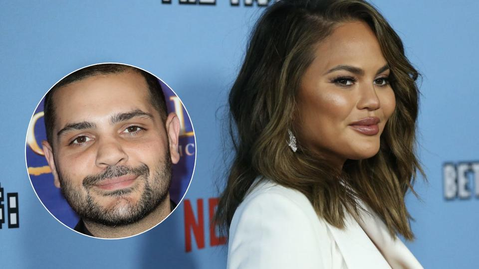 Picture for Chrissy Teigen team member says designer Michael Costello faked the DMs that showed her bullying him