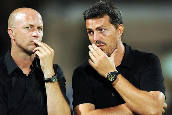 Picture for Surprised? Oscar Garcia's name came up as a candidate to coach Barcelona - Walla! sport