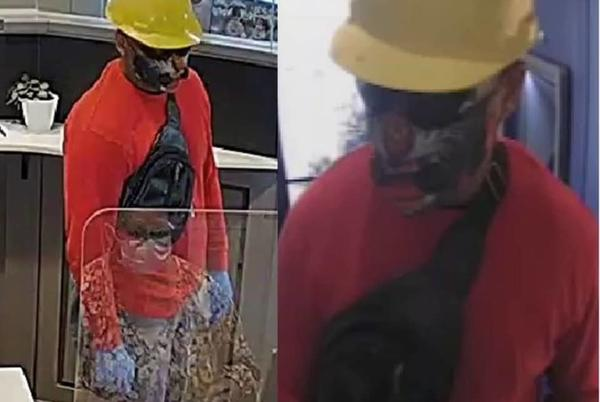 Picture for Know Him? Man Wanted For Robbing Branch Of Fairfield County Bank