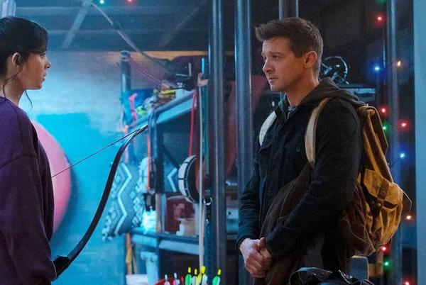 Picture for 'Hawkeye' Takes Aim As Disney Plus Series Gets First Trailer
