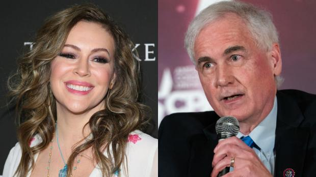 Picture for Truckee Resident And Actress Alyssa Milano Considers Run For Congress In 2024