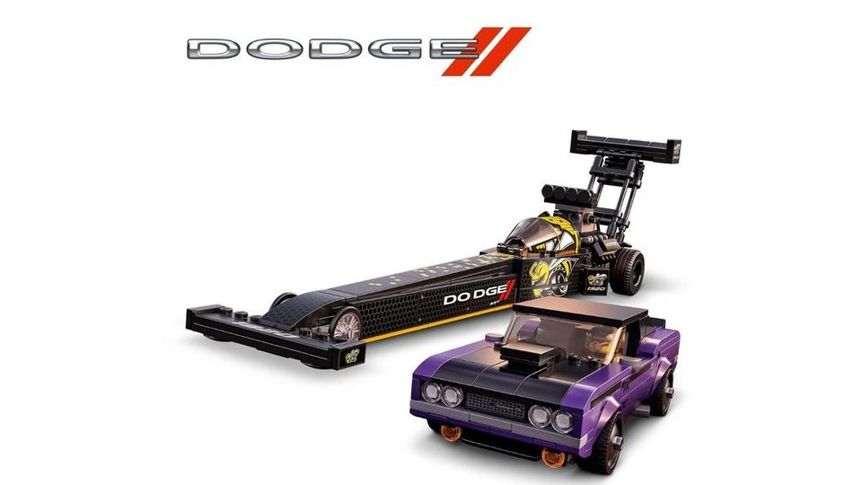 Picture for Lego Debuts New Dodge Car Kit